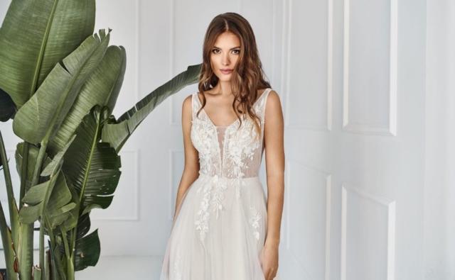 Suknia ślubna plus size mielec