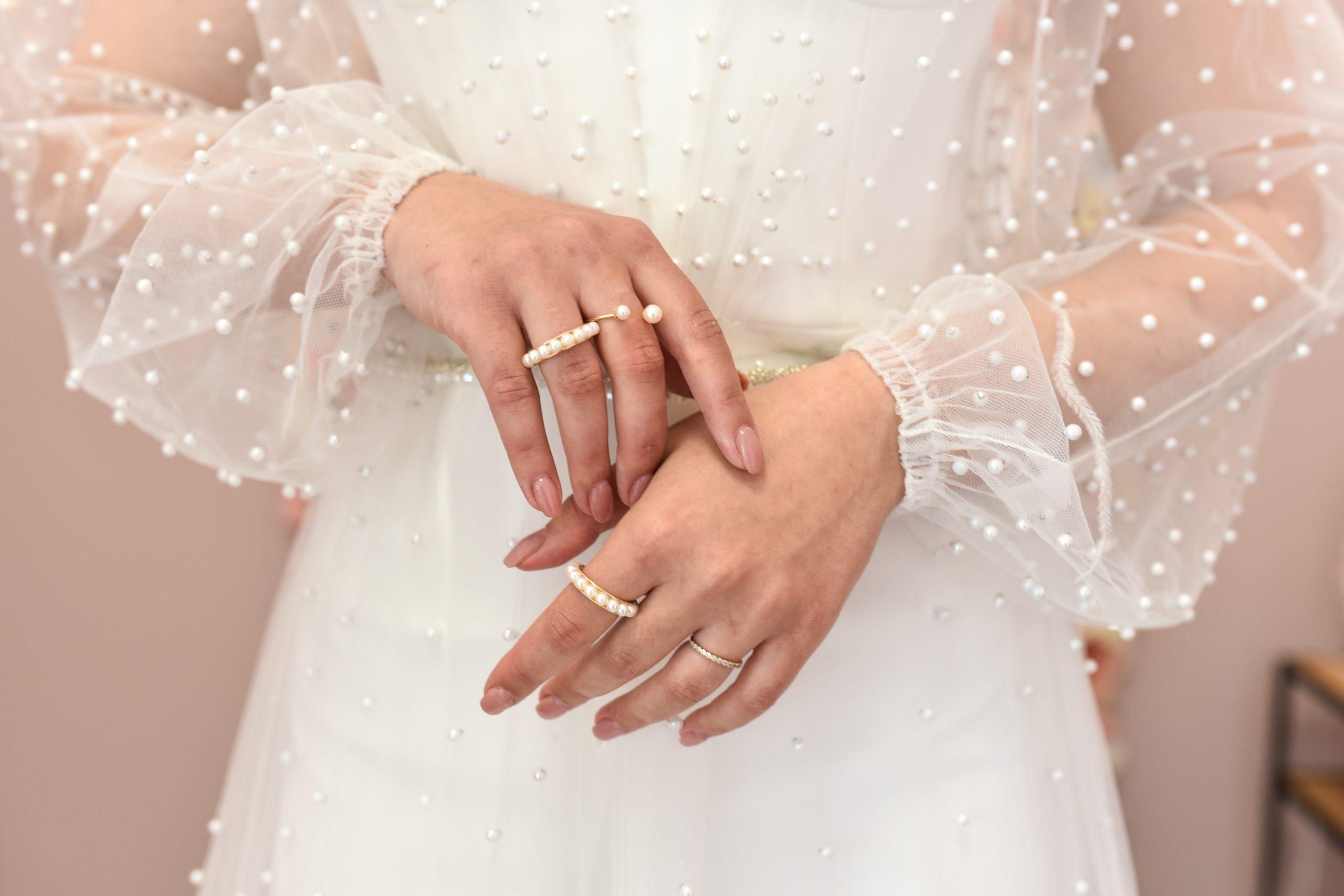 Salon sukien ślubnych Mielec, biżuteria ślubna