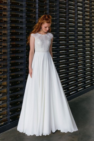boho suknia ślubna mielec
