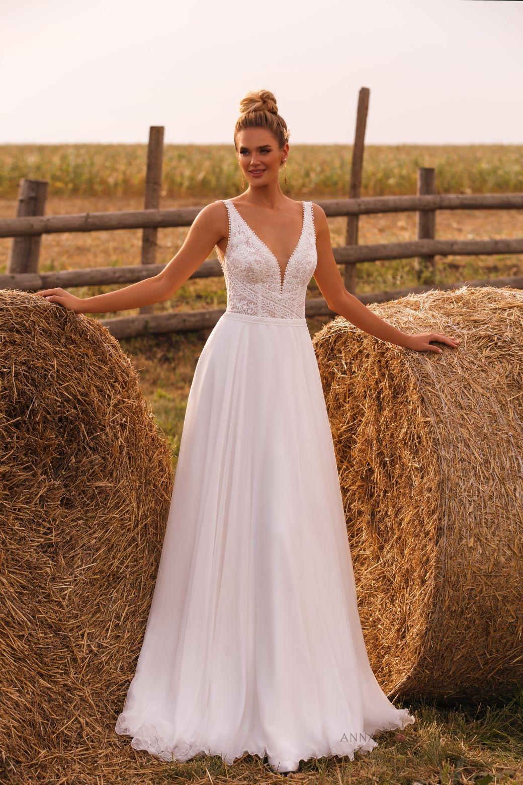 suknia ślubna boho mielec