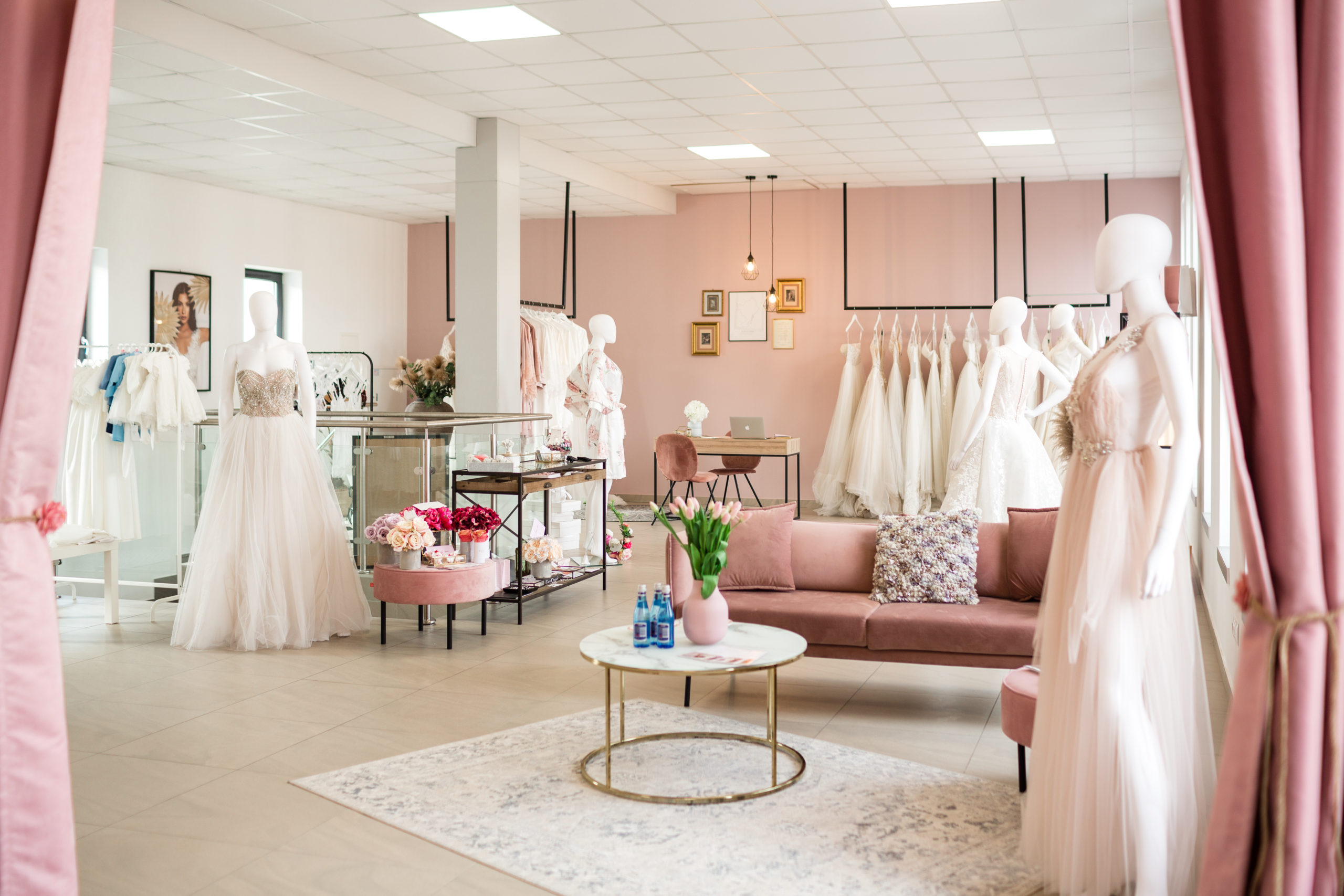 Salon sukien ślubnych Mielec One love atelier bridal